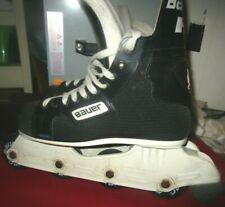Bauer Mens H1 Inline Roller NHL Hockey Blades Off Ice Skates Black Size 9
