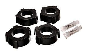 Energy Suspension For 54-68 Beetle Spring Plate Bushing Set Black Rear 15.2108G