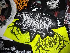 Behexen Shape Patch Black Metal Taake Horna