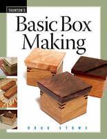 Basic Box Making by Stowe, Doug (Paperback book, 2007)