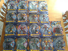 Marvel Legends NEW - X-MEN CLASSICS Set/Lot of 18 - Wolverine Rogue Avalanche