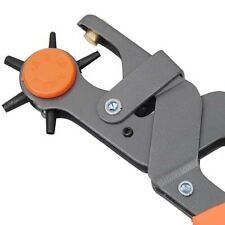 Cinturón De Cuero Giratorio Ojales Perforadora Troqueladora Herramienta 6 tamaños-por Trixes