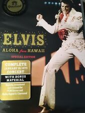 Elvis Presley - Elvis Aloha From Hawaii (DVD) Factory Sealed FAST SHIPPING