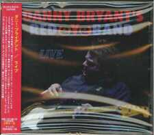 DANNY BRYANT-LIVE-IMPORT CD WITH JAPAN OBI F30