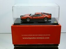 KYOSHO 05101R FERRARI 512BB - RED 1:43 - EXCELLENT IN BOX
