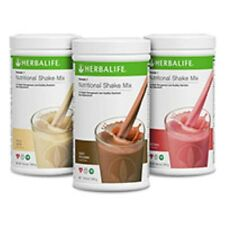 20% off HERBALIFE HEALTHY NUTRITIONAL SHAKE MIX French Vanilla BE FIT FREE SHIP!