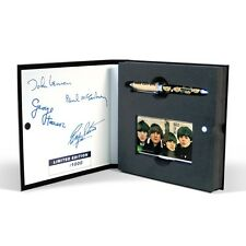 "ACME Beatles "" Beatles For Sale "" Pen and Card Case L.E. Set - New! #90/1000"