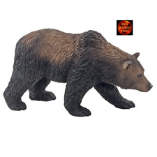 GRIZZLY BEAR WILDLIFE MODEL 387216 by ANIMAL PLANET (MOJO) - BRAND NEW