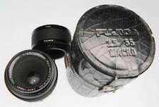 Fujinon EBC 55mm f3.5 Macro M-42 mount  #535262