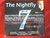 COMPILATION - THE NIGHTFLY 7. HEAVEN & EARTH (29 TRACKS). BOX 2  CD.