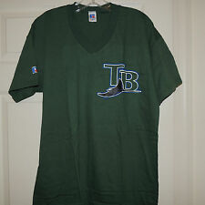 Tampa Bay Devil Rays Baseball Jersey Shirt New Youth M