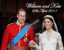 William & Kate #3 - Royal Wedding  - Fridge Magnet