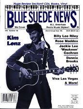 Blue Suede News #43 Kim Lenz Billy Riley Rose Maddox