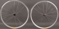Shimano Ultegra 6800 32 Hole Velocity Deep V Silver Road Bike Wheels 8,9,10,11