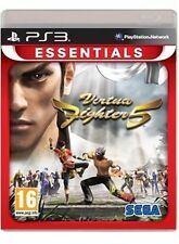 Virtua Fighter 5 - Essentials (Playstation 3) NEW & Sealed