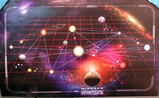 SERENITY Movie Miranda Quadrant Space Map-ROLLED!