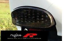NEW DARK SMOKED RED LED TAIL LIGHT HONDA CBR1100XX CBR 1100 BLACKBIRD ROAD LEGAL