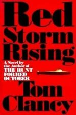 Red Storm Rising by Clancy Tom 0399131493 The Cheap Fast Post