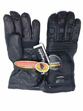 Gerbing's Heated Clothing Men's T5 Hybrid Gloves 12V DC Powered Size XL BLACK