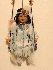 Cathay Collection Native American Indian Doll #382-5000