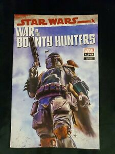 STAR WARS WAR OF THE BOUNTY HUNTERS #1 ALPHA TURINI EXCLUSIVE BOBA FETT