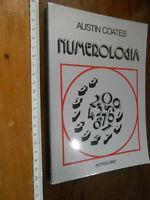 LIBRO :Numerologia (Italiano) Copertina flessibile – 1 novembre 1978