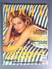 R&L Mag: Vogue May 1994 Stephen Rea/Marguerite Littman/Calvin & Kelly Klein