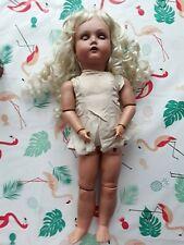 Doll Ancienne poupée  UNICA BELGIUM