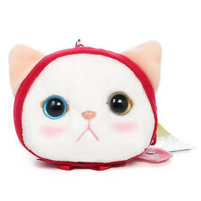 Jetoy Choo Choo Cat '' Little Red Riding Hood '' Coin Pouch with Mini Strap