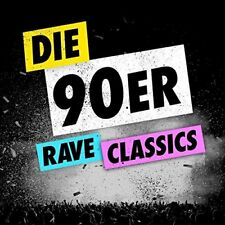 Various die 90er-rave Classics Audio-cd