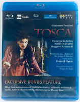 Giacomo Puccini - Tosca (Blu-ray Disc, 2011) *NEW* Factory Sealed