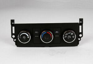 HVAC Control Panel fits 2010-2011 GMC Sierra 1500 Sierra 1500,Yukon Sierra 1500,