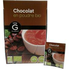 2023 - Pro: Chocolat en poudre Bio Gilbert - 90 sachets 1.8Kg