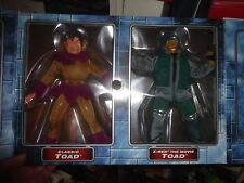 TOAD X MEN EVOLUTION TWO PACK FEATURING CLASSIC & TODAY, NEVER OPENED