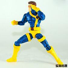 "3.75"" Comics Series Action Figure Rare blue & blue Cyclops  X-man"