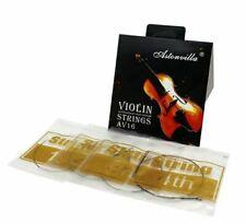 MUTA SET CORDE VIOLINO 1/8 - 4/4 acciaio nichel IRIN AV16 con pallino TENS.NORM