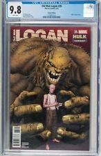 Old Man Logan #35 CGC 9.8 Mike Deodato Jr Hulk Variant Cover!
