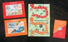 Hooked On Phonics 1st Grade Reading Orange Workbook Home School Replacement Part
