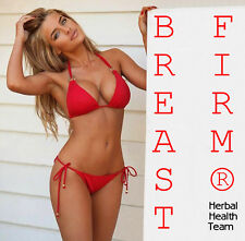 INCREASE YOUR BREAST SIZE Breast Firm® 1 MONTH COURSE