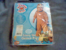 INFANT SIZE 6-12 MONTHS WONDER PETS LINNY THE GUINEA PIG HALLOWEEN COSTUME