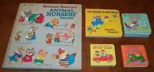 Richard Scarry Sandra Boynton MIXED CHILDREN'S BOOKS Book LOT