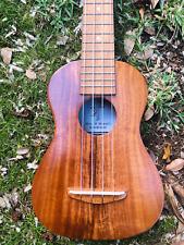 Hawaii Ukulele Soprano All Solid Acacia Koa Wood Hawaiian Traditional Classic