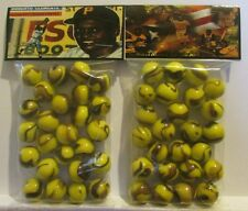 2 Bags Of Roberto Clemente Pittsburgh Pirates Baseball Great Promo Marbles