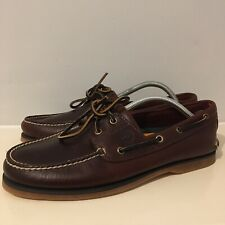 Timberland Mens Deck Boat Shoes Flat Non Marking Sole UK Size 11