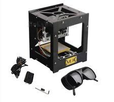 USB 300mW Laser Engraving Machine Printer Cutting Engraver DIY Logo Picture