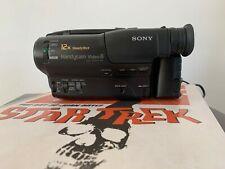 Sony CCD-TR485E Analogue Caméscope (8 mm Vidéo 8 lecture SP/LP)