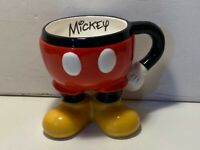 MICKEY MOUSE 3D TROUSERS/SHORTS CUP - MUG (FROM DISNEYLAND FLORIDA)