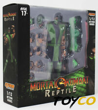 New Us Storm Collectibles Mortal Kombat Vs Series Reptile 1/12 Action Figure