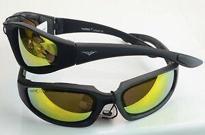 VertX Premium Sport FOAM PADDED SUNGLASSES 55016 A*******