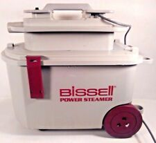 Bissell Power Steamer 1631 Replacement Head w/ Motor Base Unit Tested As Working